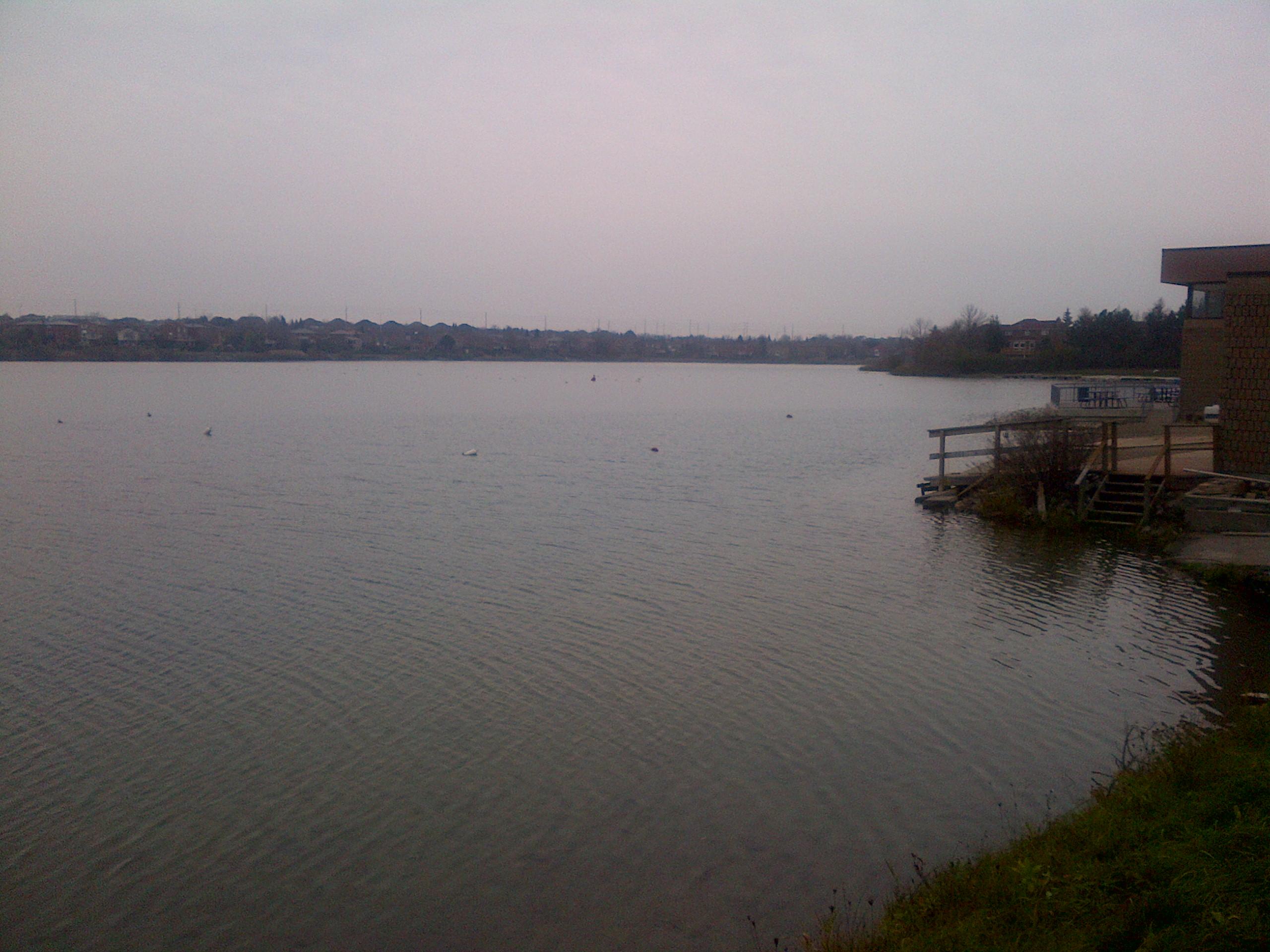 artificial lakes