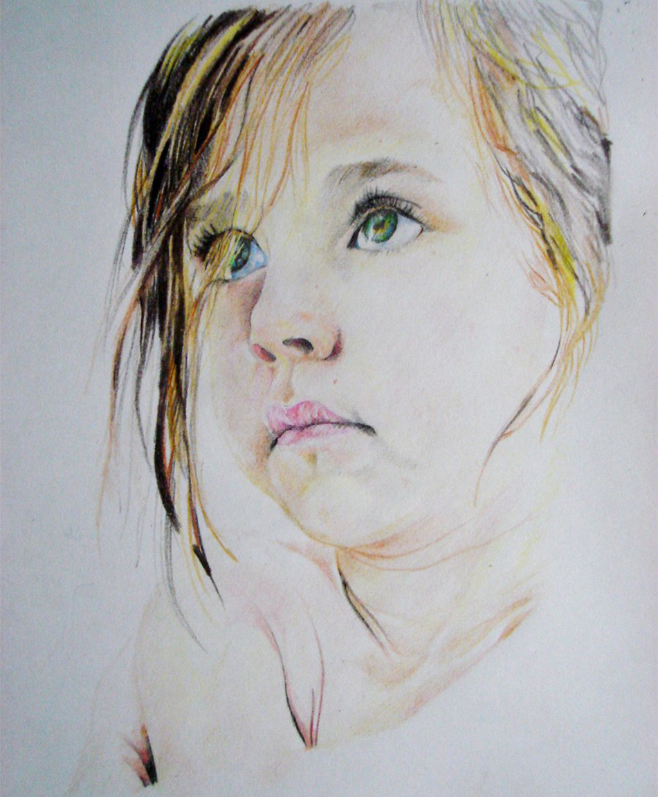 most beautiful pencil prtraits