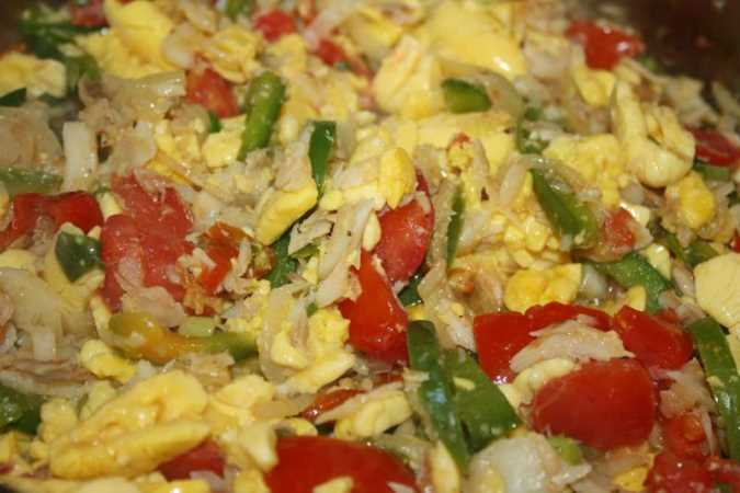 Jamaica s ackee and saltfish ranked 2nd best national dish for Salt fish ackee