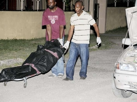 woman and son killed in St James montego bay