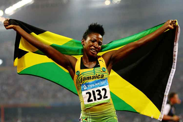 Jamaica Melaine Walker Hall of Fame