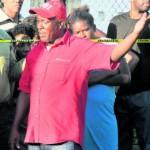 Tanker driver Dennis butler Jamaica
