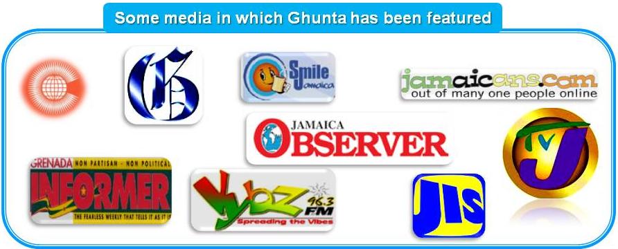 Smile Jamaican TVJ Jamaicans.com Vybz FM Juleus Ghunta