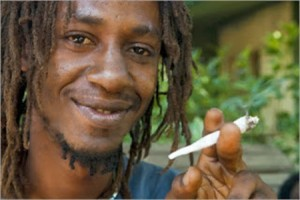 Do all Jamaicans smoke weed?