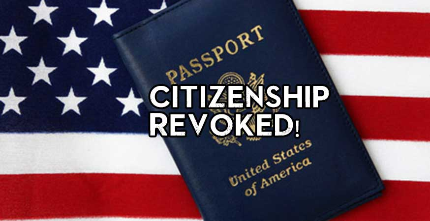 Image result for revoke the naturalization