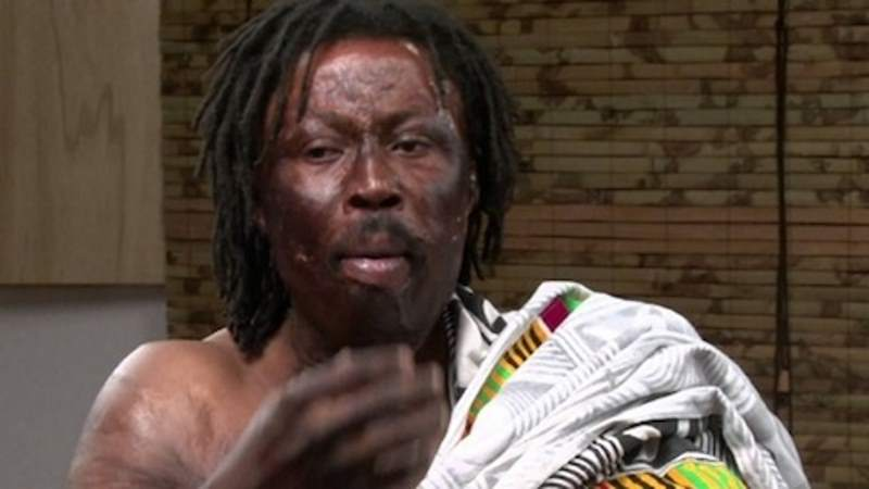 Witch Doctor who Rose to Fame During World Cup 2014 is Now in