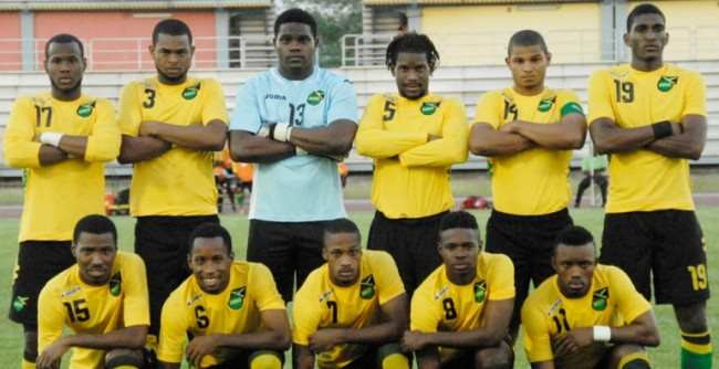 Αποτέλεσμα εικόνας για jamaica u23 olympic football