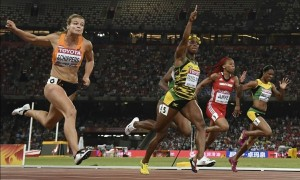Shelly-Ann Fraser-Pryce wins 100m Final at IAAF World Championships 2015