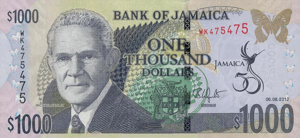 1000dollarsjamaicancurrency