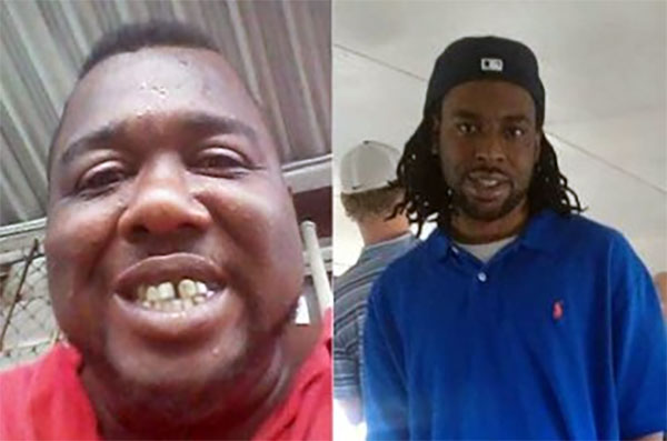 Alton Sterling and Philando Castile · Crime · With Two Black Men Killed by Police