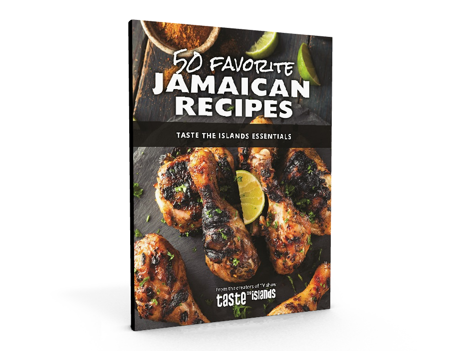 Jamaican cookbook 50 favorite jamaican recipes debuts as 1 best book cover forumfinder Gallery