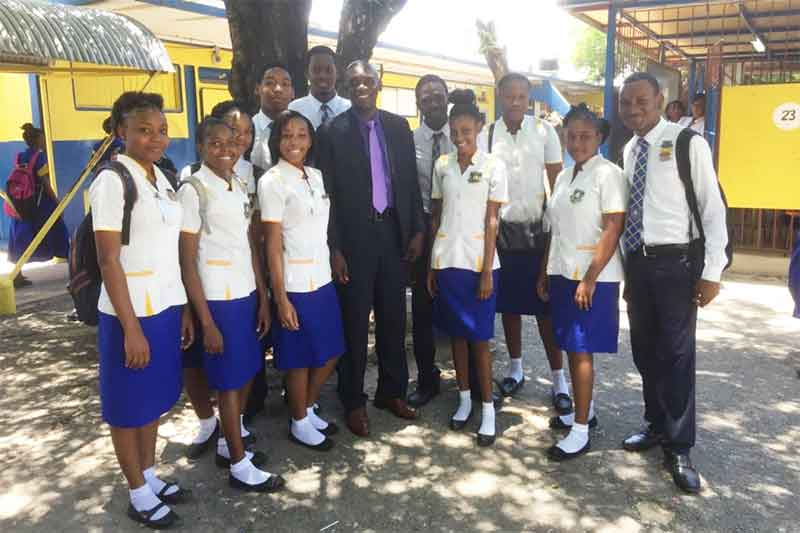 Jamaica's Top Performing Cape Schools – 2017 As Listed by ...
