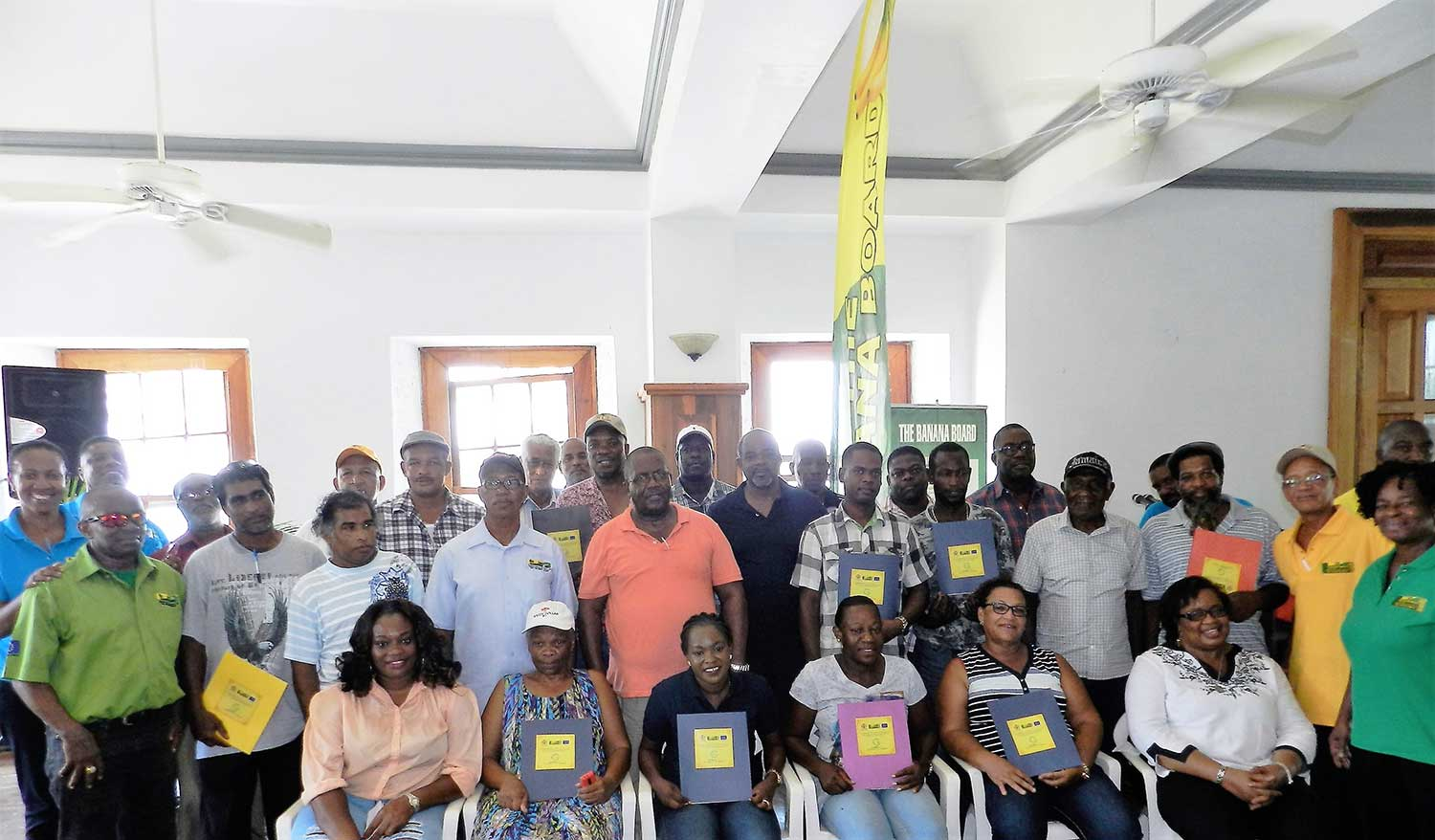 Jamaican Bananaplantain Farmers Achieve Globalgap Certification