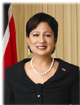 female prime minister of Trinidad